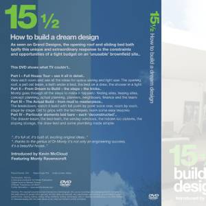 buy how to build a dream design now from amazon peckham house back cover