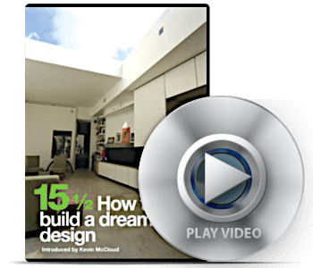 dvd how to build a dream design for sale, click dvd trailer to play video
